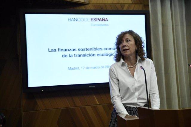 Inauguración en Madrid de la jornada 'Las Finanzas Sostenibles como motor de la