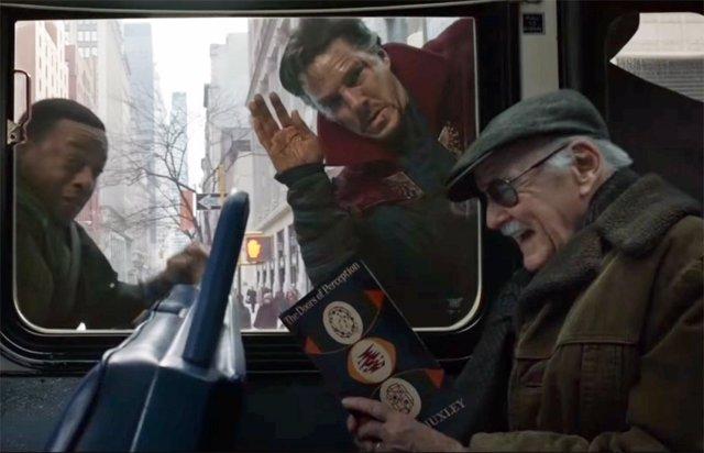 Confirmados los cameos póstumos de Stan Lee en Vengadores: Endgame y Spider-Man: