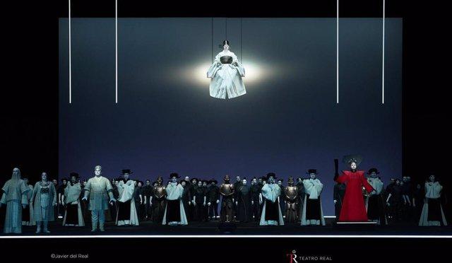 Turandot en el Teatro Real