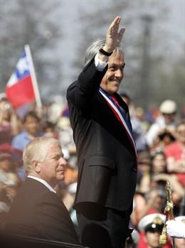 Sebastián Piñera registra el 37% de aprobación ciudadana, el porcentaje más bajo