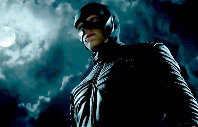 Filtrado el traje de Batman en Gotham