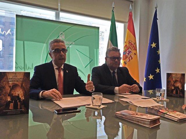 Turismo.- Caminos de Pasión presenta en Madrid un programa de Cuaresma y Pasión