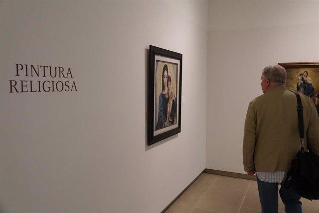 Málaga.- El Museo Revello de Toro ofrece 'Pintura religiosa', ocho nuevas obras