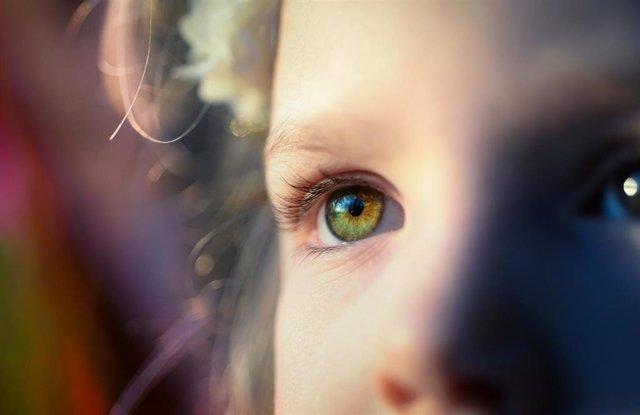 Ojo de niño