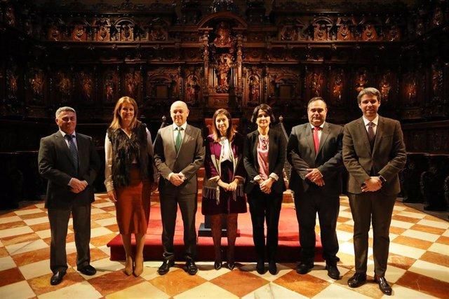 Málaga.- El Palacio Episcopal acoge una muestra que reúne 63 piezas del escultor