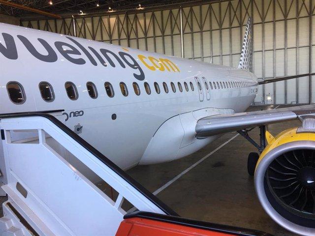 Avió Airbus A320neo de Vueling