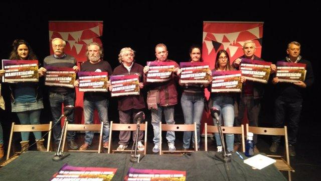 L'independentisme català noliejarà 380 autocars per a la manifestació del sábad