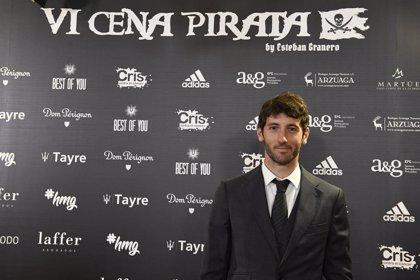 La cena a beneficio de Cris Contra el Cáncer organizada por el futbolista Esteban Granero reúne a 300 invitados