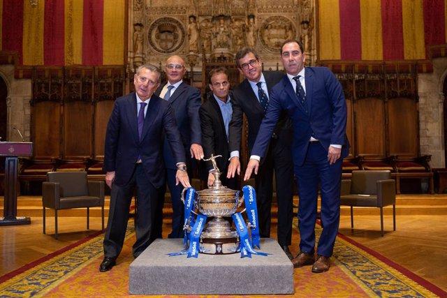 Presentació del Barcelona Open Banc Sabadell 2019