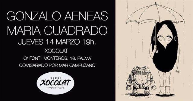 El Espai Xocolat inaugura este jueves una exposición de ilustradores