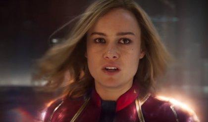 Los directores de Infinity War y Endgame rodaron ESA ESCENA de Capitana Marvel