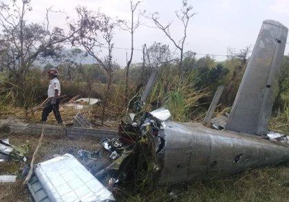 Una avioneta se desploma en Guatemala y deja dos muertos