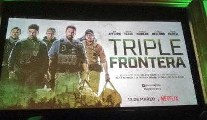 Un thriller con Ben Affleck ambientado en la triple frontera sudamericana llega a Netflix