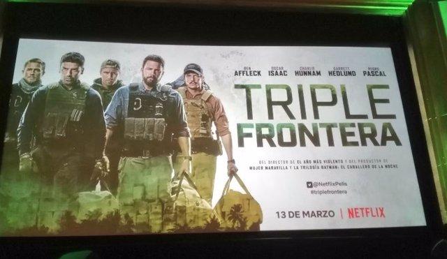 Un thriller con Ben Affleck ambientado en la triple frontera sudamericana llega