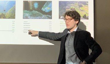 Equilibri entre naturalesa, progrés i salut, eix central per expandir la Marca Andorra al món (CREA)