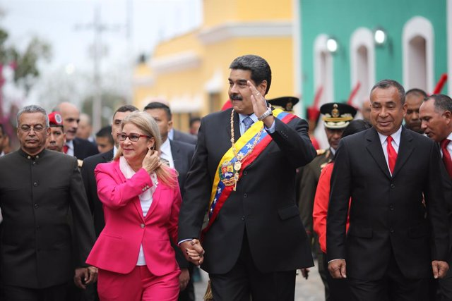 AMP.-Venezuela.- Venezuela declara persona non grata al embajador alemán en Cara