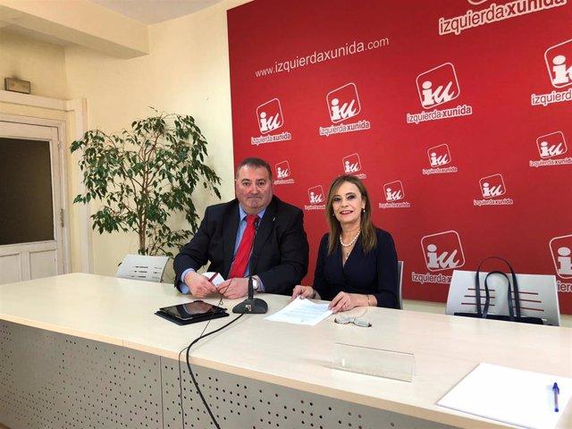 Ramón Argüelles y Ángela Vallina