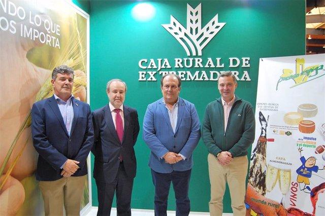 Los XX Premios Espiga de Vino de Caja Rural de Extremadura contemplan seis categ