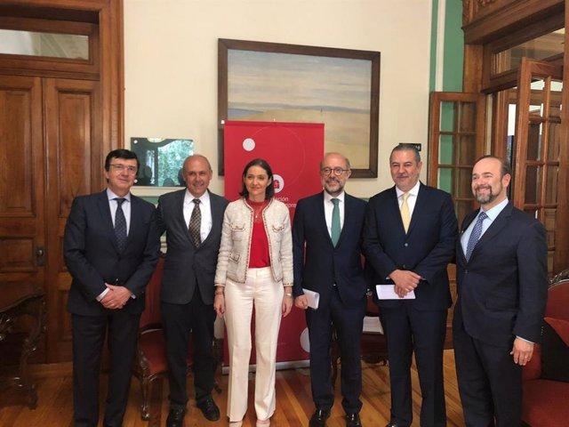 """La Fundación Universidad-Empresa se presenta en México para """"ejercer de puente"""""""