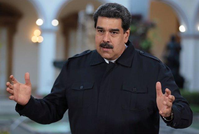 """Venezuela.- Maduro asegura que Venezuela es el centro de la """"gran batalla mundia"""