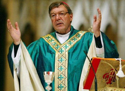 Condenado a seis años de cárcel el cardenal australiano George Pell por abuso sexual