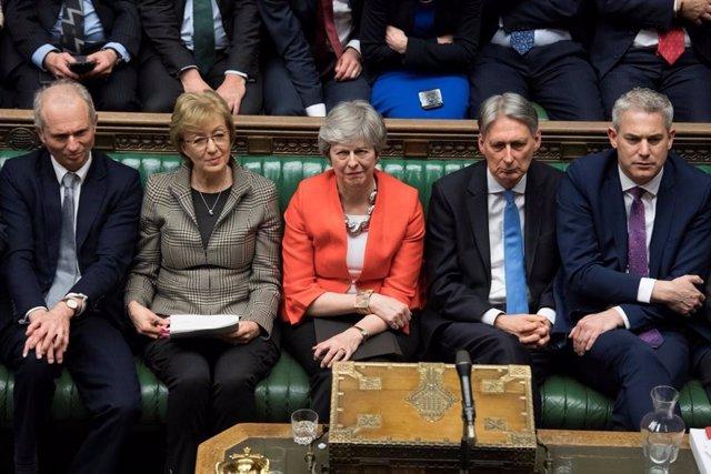 Brexit.- La Cámara de los Comunes vota este miércoles sobre el escenario de un B