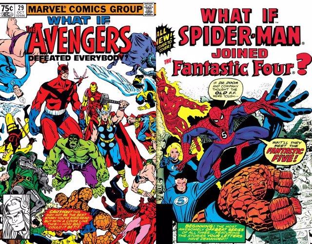Marvel explorará realidades alternativas en la serie de animación de su cómic Wh