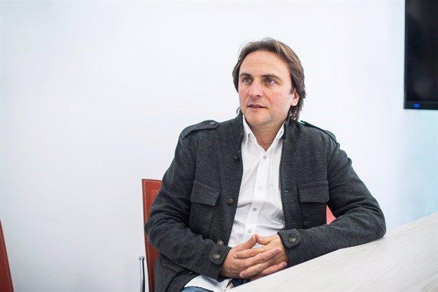 El presidente de Habtur, Joan Miralles