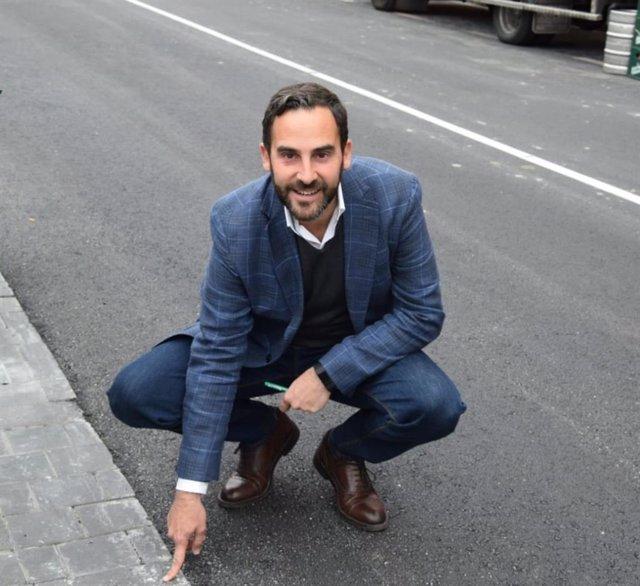 Daniel Pérez, PSOE Málaga