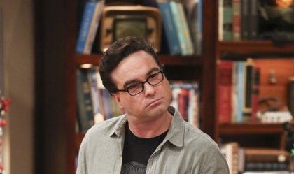 "Johnny Galecki (Leonard) ve ""surrealista"" que The Big Bang Theory termine"