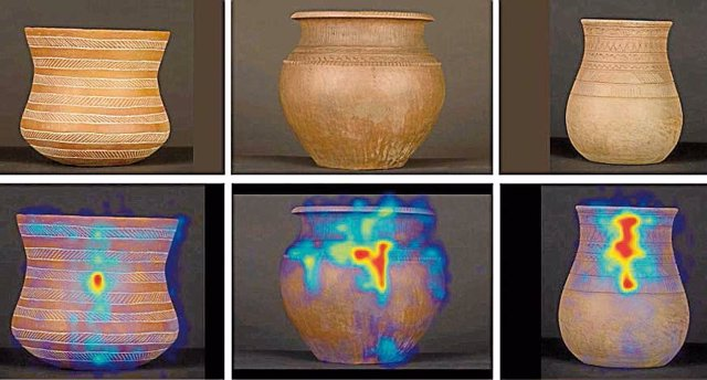 Investigadores españoles observan en cerámica arqueológica la evolución del cere