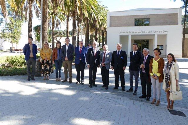 Málaga.- El San Juan de Dios remodela el Centro Asistencial para foverecer encue