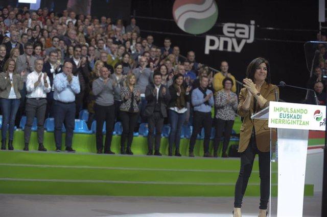 Presentación de las candidaturas municipales, forales y europeas del PNV