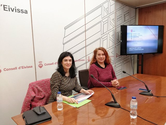Ibiza y Formentera encabezan la reducción de la siniestralidad laboral en Balear