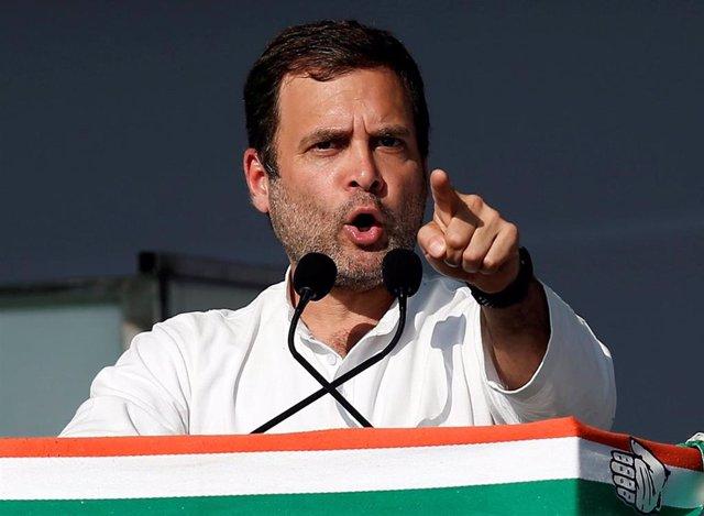India.- La oposición en India promete cuotas para las mujeres a pocas semanas pa