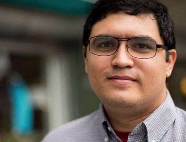 Guaidó exige la liberación del periodista hispanovenezolano Luis Carlos Díaz