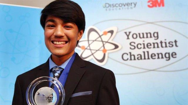 Un niño de 13 años desarrolla un sistema que mejora el tratamiento del cáncer de