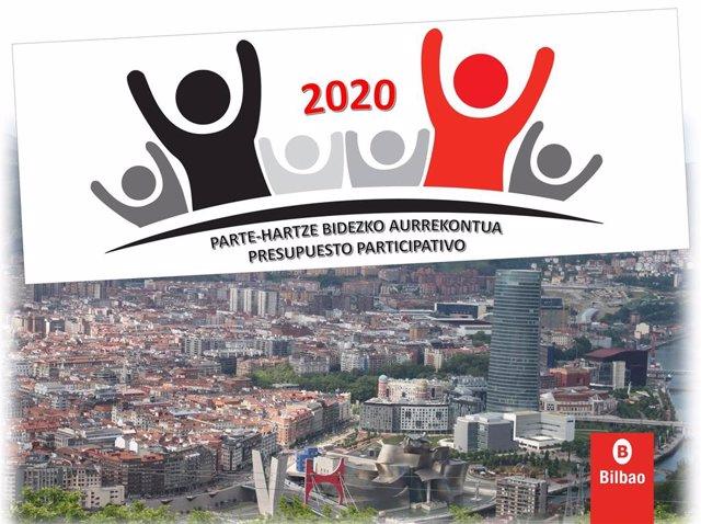 Bilbao abre este jueves el plazo de propuestas a los presupuestos participativos