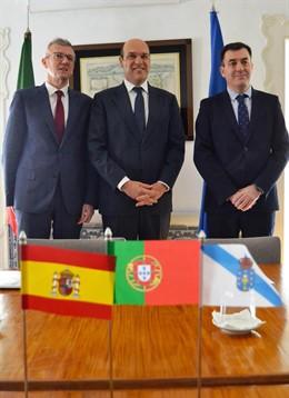 Galicia y Portugal celebrarán una cumbre para ahondar en sus relaciones económic