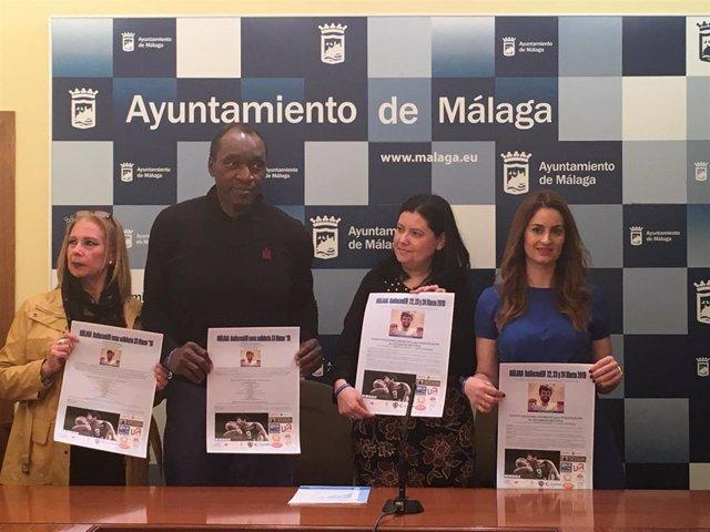 Málaga.- La ciudad de Málaga acoge una campaña de apoyo a la investigación de la