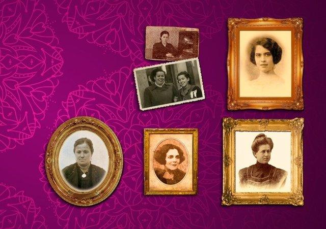 CádizAlDía.-Memoria.- La exposición 'Mujeres en la Memoria' llega a Trebujena