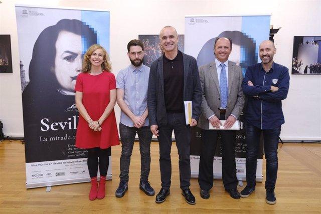Sevilla.- Rafael Villalobos oficiará la clausura de Año Murillo  con un montaje