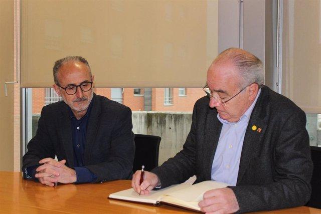 El Govern trabajará con Mollet del Vallès la planificación escolar a corto y med
