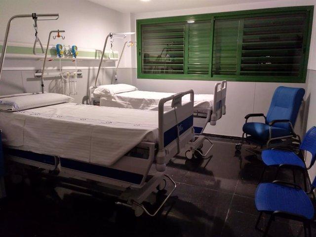 El Hospital Molina Orosa de Lanzarote pone en funcionamiento una nueva planta de