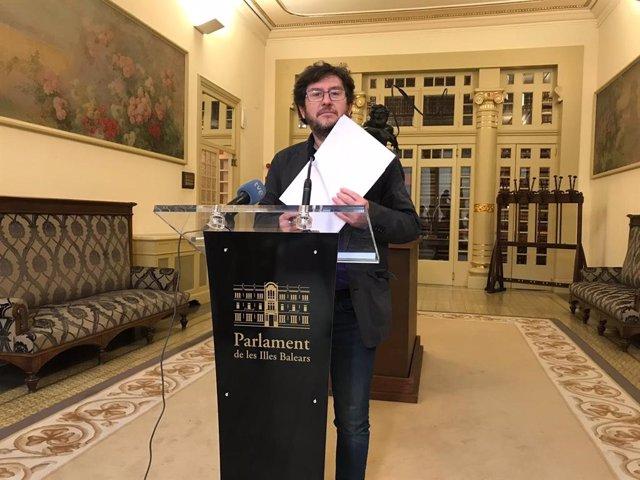 """Podem i el PSIB valoren el """"canvi de model productiu"""" en Balears si s'apr"""