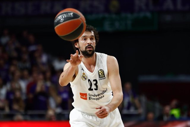 Basket: Euroleague - Real Madrid v Bayern Munich