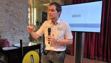 """Moritz presenta una """"cervesa col·laborativa"""" basada en l'opinió dels barcelonins (EUROPA PRESS)"""