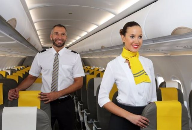 Recurs Vueling TCP