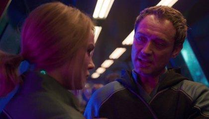 ¿Adelanta Capitana Marvel la llegada de otro poderoso personaje?