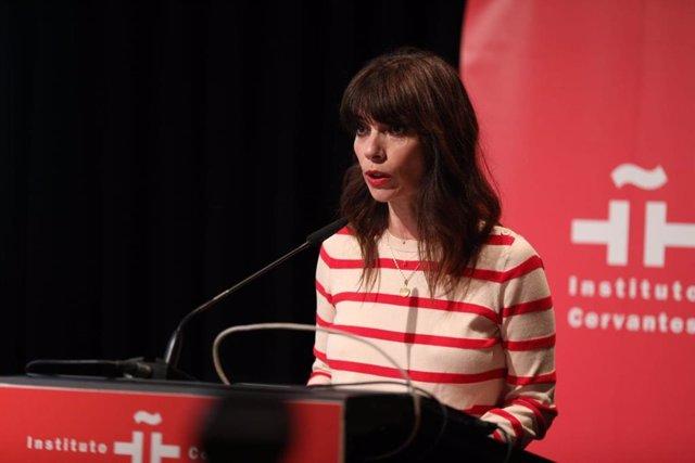 """Maribel Verdú destaca el """"papel vital"""" de la Cultura para la consecución de los"""